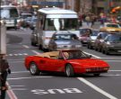Ferrari Mondial T Sports Car Used by Chris O'Donnell and Al Pacino in Scent of a Woman (1)