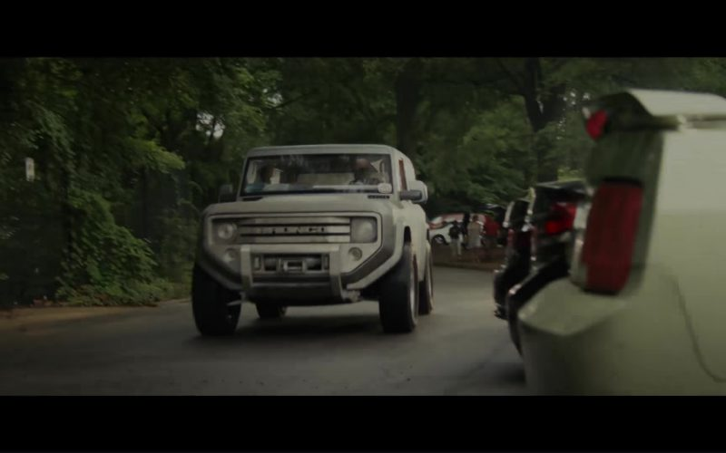 Ford Bronco Car in Rampage (1)