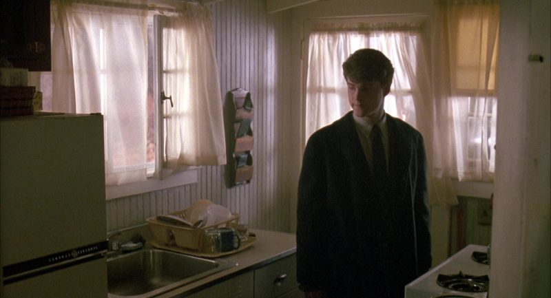 General Electric Refrigerator in Scent of a Woman (1992) Movie Product Placement
