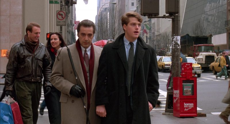 Harmon Real Estate Magazines in Scent of a Woman (1992) Movie Product Placement
