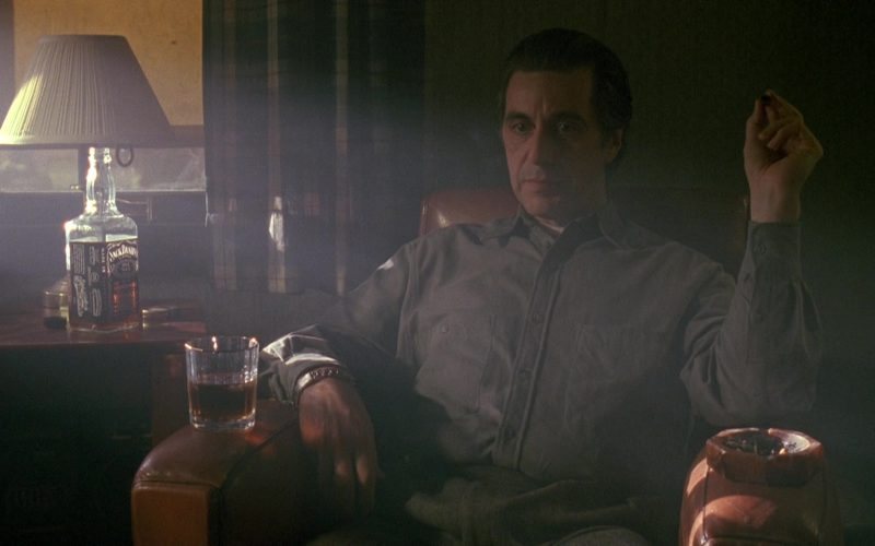 Jack Daniel's and Al Pacino in Scent of a Woman (12)