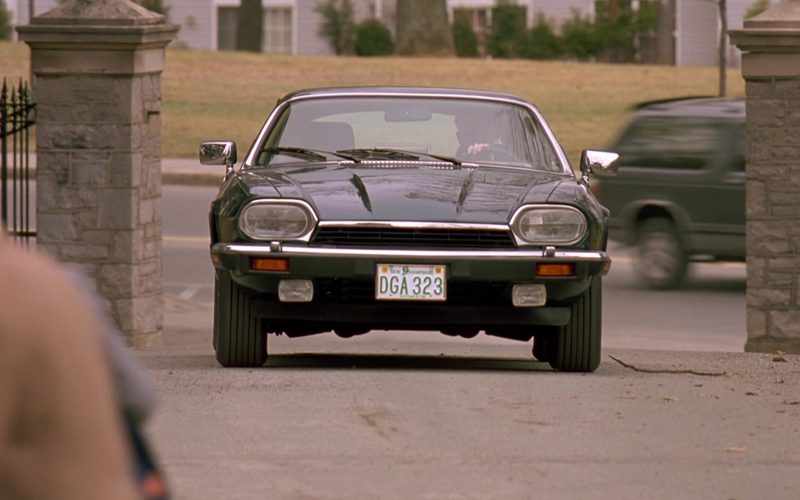 Jaguar XJS [XJ27] Car Used by James Rebhorn in Scent of a Woman (1)