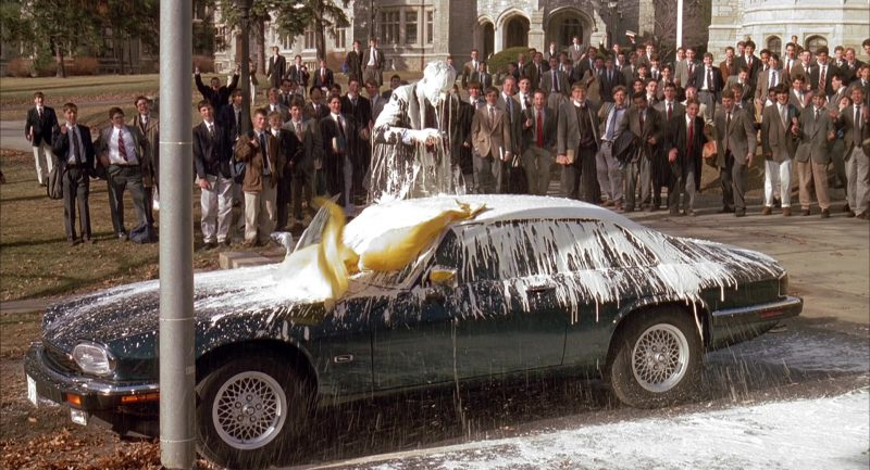 Jaguar XJS [XJ27] Car Used by James Rebhorn in Scent of a Woman (1992) Movie Product Placement