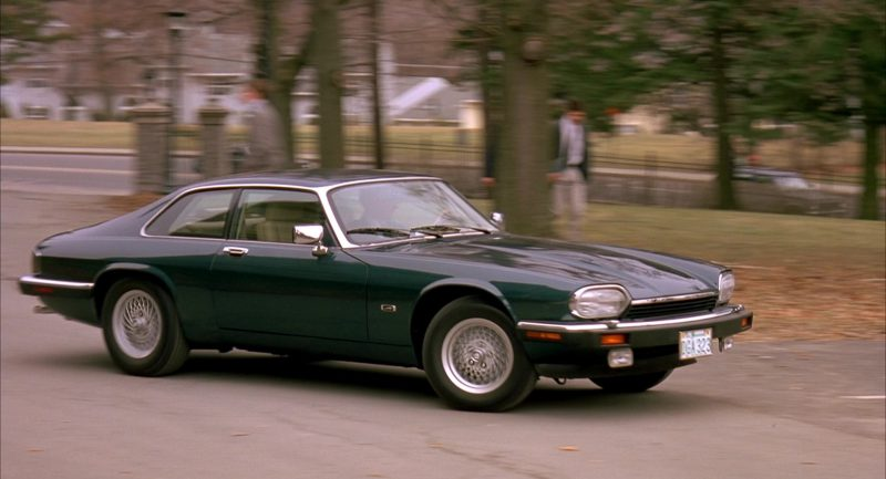 Jaguar XJS [XJ27] Car Used by James Rebhorn in Scent of a Woman (1992) - Movie Product Placement