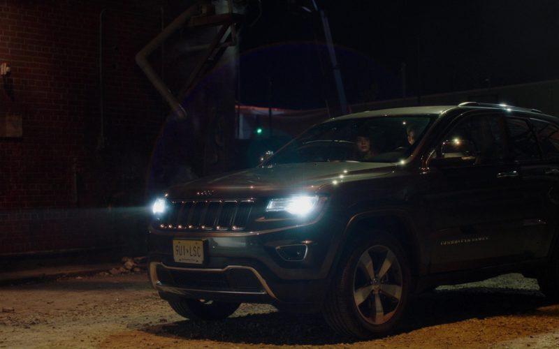 Jeep Grand Cherokee Driven by Matt Passmore in Jigsaw (1)