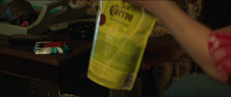 Jose Cuervo in Three Billboards Outside Ebbing, Missouri (2017) Movie Product Placement
