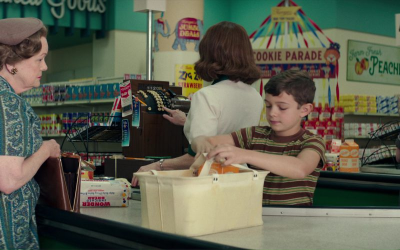 Kellogg's Cereals And Wonder Bread in Suburbicon