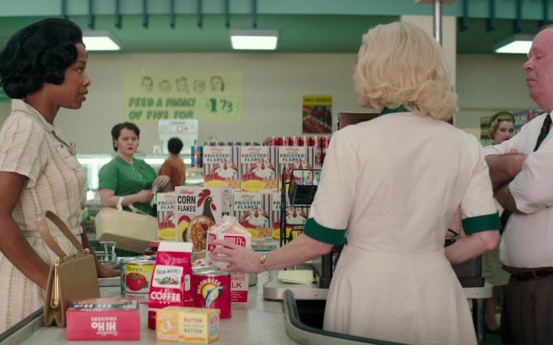 Kellogg's Corn Flakes and Frosted Flakes in Suburbicon (1)