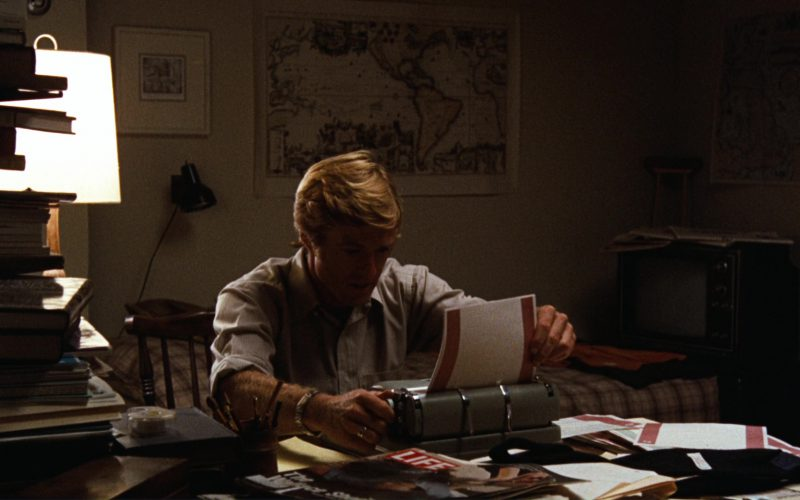 Life Magazine and Robert Redford in All the President's Men (1)