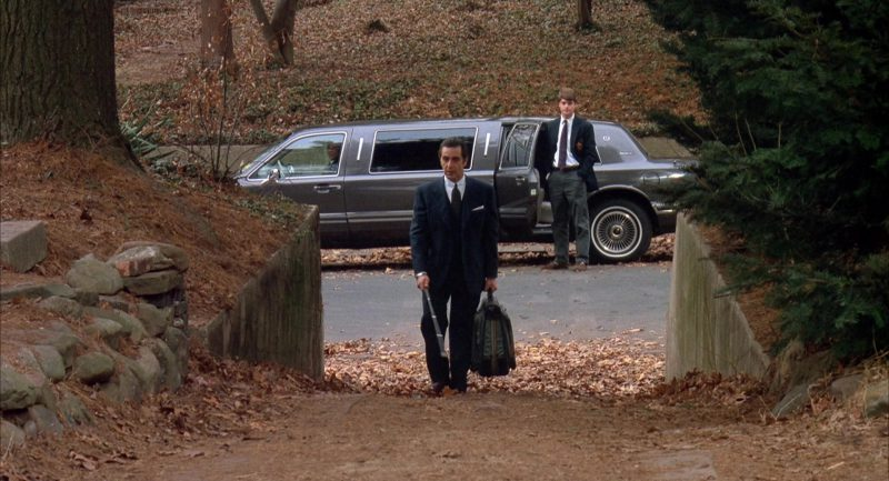 Lincoln Town Car Stretched Limousine Used By Chris O Donnell And Al Pacino In Scent Of A Woman