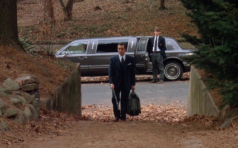 Lincoln Town Car Stretched Limousine Used by Chris O'Donnell and Al Pacino in Scent of a Woman (11)