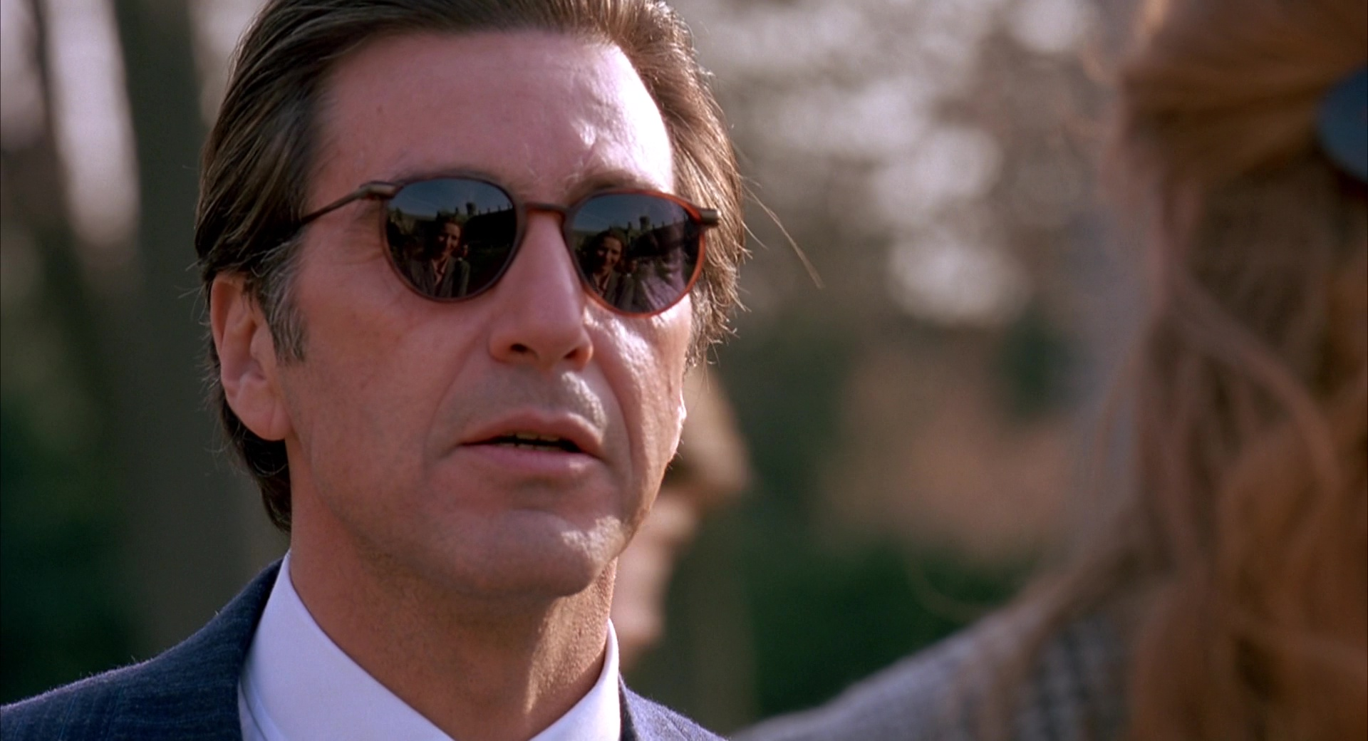 Matsuda Sunglasses Worn By Al Pacino In Scent Of A Woman