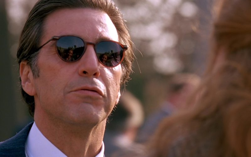 Matsuda Sunglasses Worn by Al Pacino in Scent of a Woman (5)