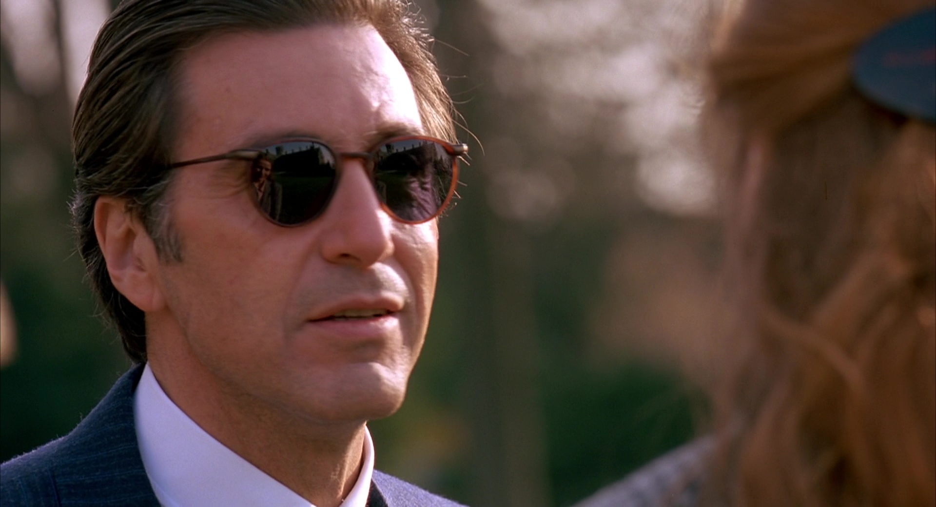 matsuda sunglasses worn by al pacino in scent of a woman