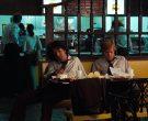 McDonald's Restaurant (Robert Redford and Dustin Hoffman) in All the President's Men (1)