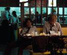 McDonald's Restaurant (Robert Redford and Dustin Hoffman) in All the President's Men (2)