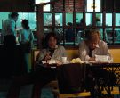 McDonald's Restaurant (Robert Redford and Dustin Hoffman) in All the President's Men (3)