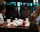 McDonald's Restaurant (Robert Redford and Dustin Hoffman) in All the President's Men (4)