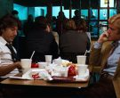 McDonald's Restaurant (Robert Redford and Dustin Hoffman) in All the President's Men (5)