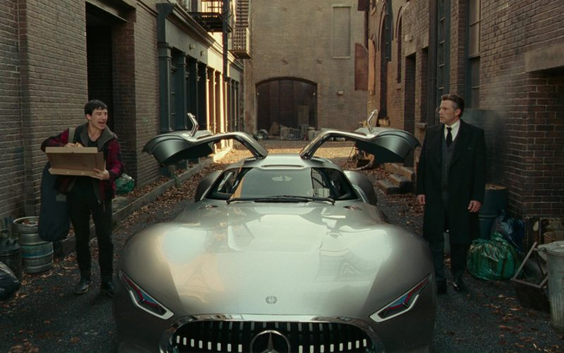 Mercedes-Benz AMG Vision Car in Justice League (1)