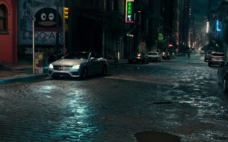 Mercedes-Benz E-Class Car Used by Gal Gadot in Justice League (1)