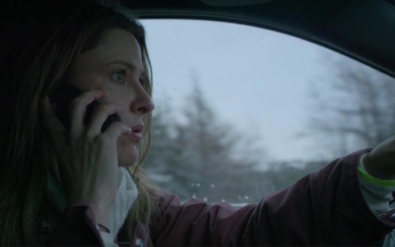Motorola Phone Used by Jill Wagner in Braven