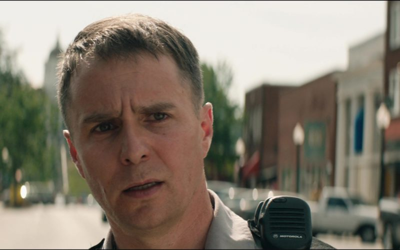 Motorola Radio Used by Sam Rockwell in Three Billboards Outside Ebbing, Missouri (3)