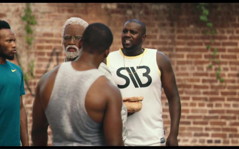 Nike Green T-Shirt For Men in Uncle Drew
