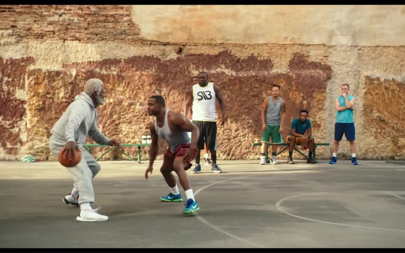 Nike Sneakers For Men (Blue) in Uncle Drew (1)