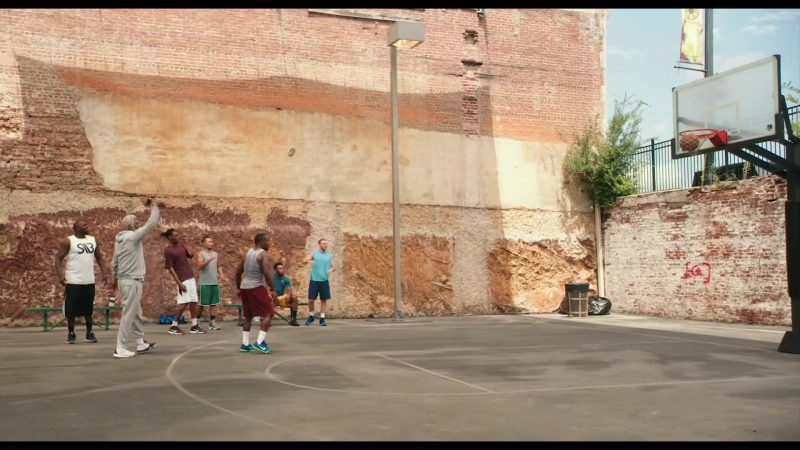 Nike Sneakers in Uncle Drew (2018) Movie Product Placement
