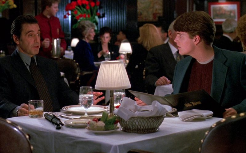 Oak Room Restaurant (Plaza Hotel) in Scent of a Woman (1)