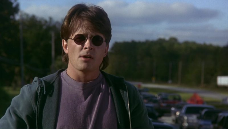 Oliver Peoples Sunglasses Worn by Michael J. Fox in Doc Hollywood (1991) Movie Product Placement