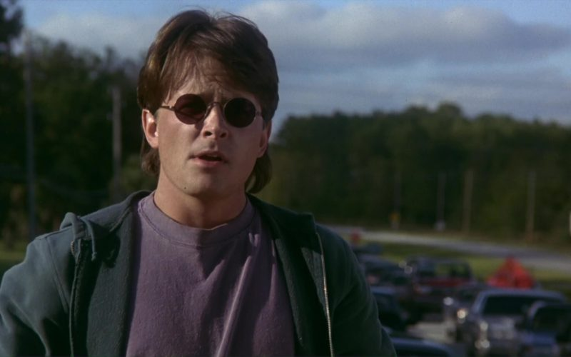 Oliver Peoples Sunglasses Worn by Michael J. Fox in Doc Hollywood (1)