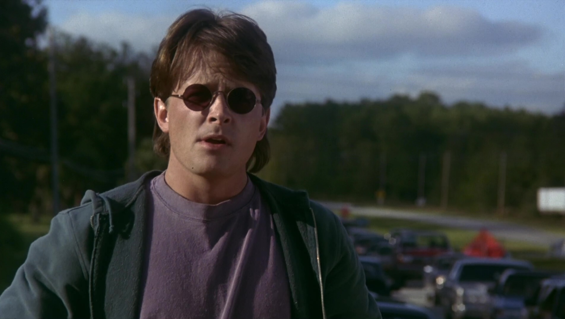 Oliver Peoples Sunglasses Worn By Michael J Fox In Doc Hollywood 1991 Movie Scenes