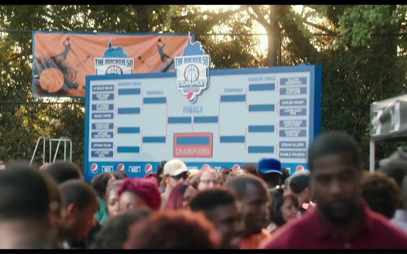 Pepsi Scoreboards in Uncle Drew (1)