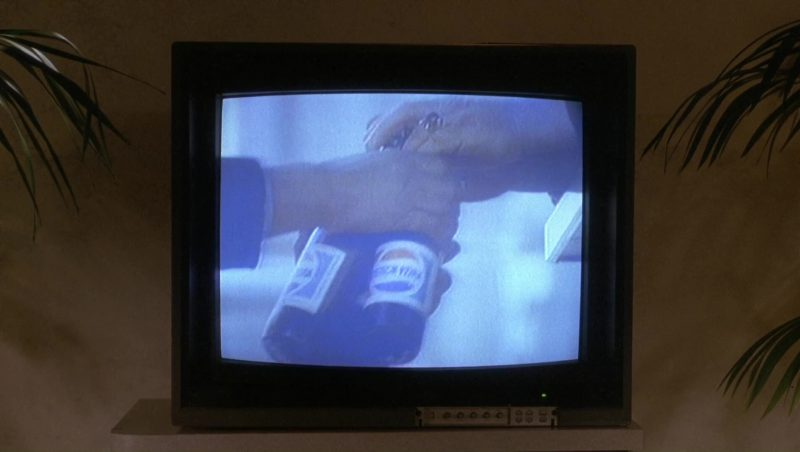 Pepsi TV Ad in Doc Hollywood (1991) Movie Product Placement
