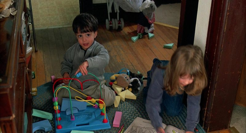 Playskool Toys in Scent of a Woman (1992) Movie Product Placement