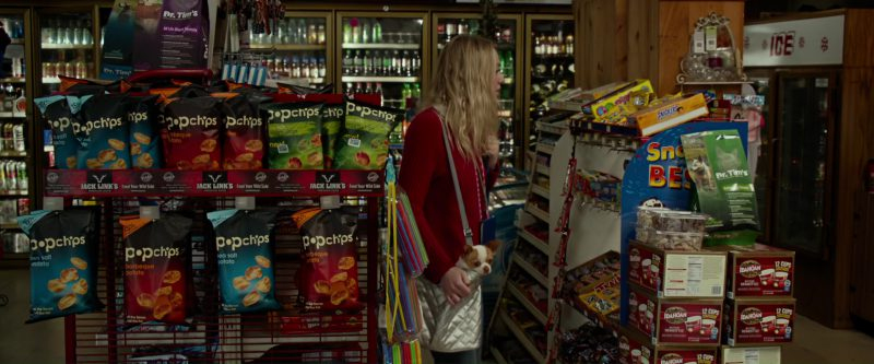 Popchips, Twix, Snickers, M&M's, Idahoan in Please Stand By (2017) Movie Product Placement