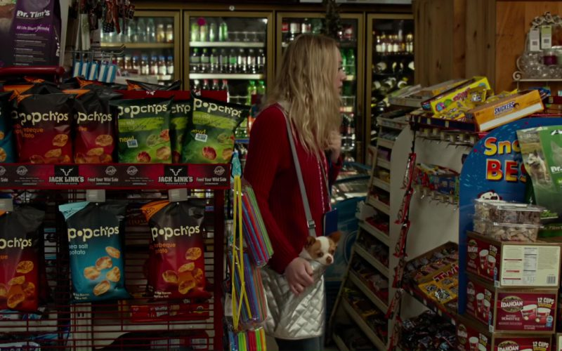 Popchips, Twix, Snickers, M&M's, Idahoan in Please Stand By