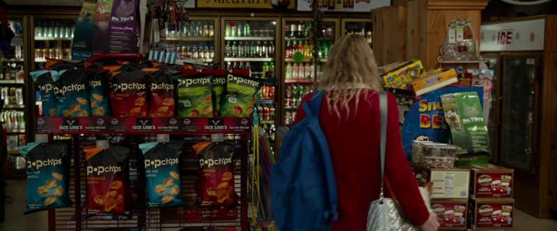Popchips in Please Stand By (2017) Movie Product Placement