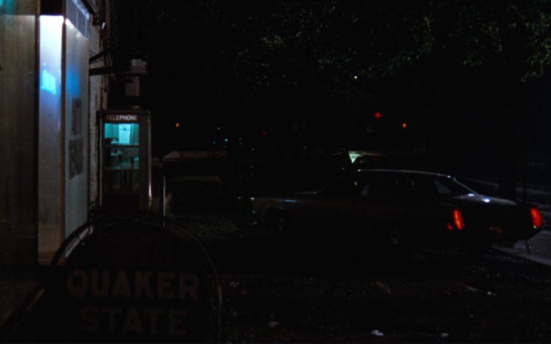 Quaker State in All the President's Men