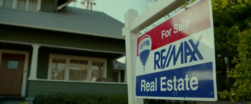 RE/MAX in Please Stand By (2017) Movie Product Placement