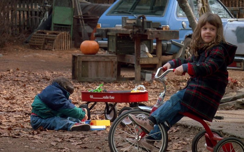 Radio Flyer Classic Red Wagon in Scent of a Woman (1)