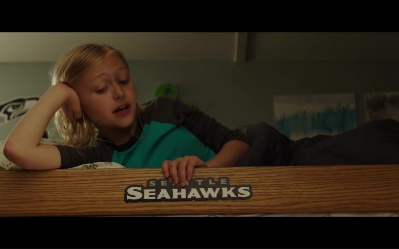 Seattle Seahawks Sticker in Overboard