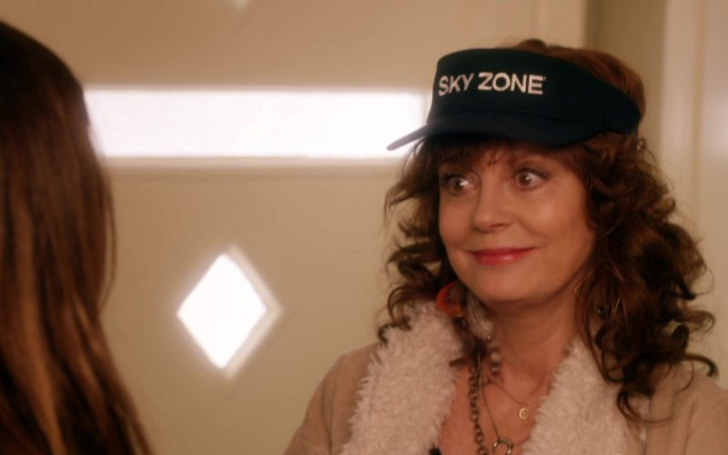 Sky Zone Cap Worn by Susan Sarandon in A Bad Moms Christmas (2)