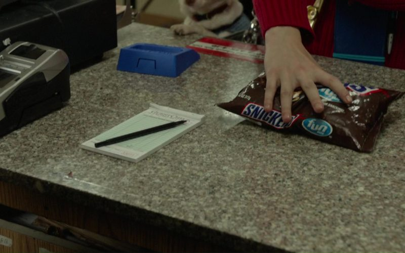 Snickers Chocolate Bars in Please Stand By