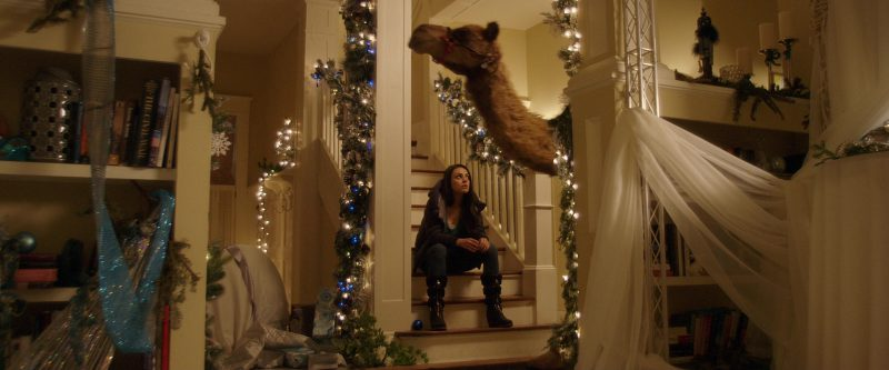 Sorel Women's Helen Wedge Holiday Knee-High Boots Worn by Mila Kunis in A Bad Moms Christmas (2017) Movie Product Placement