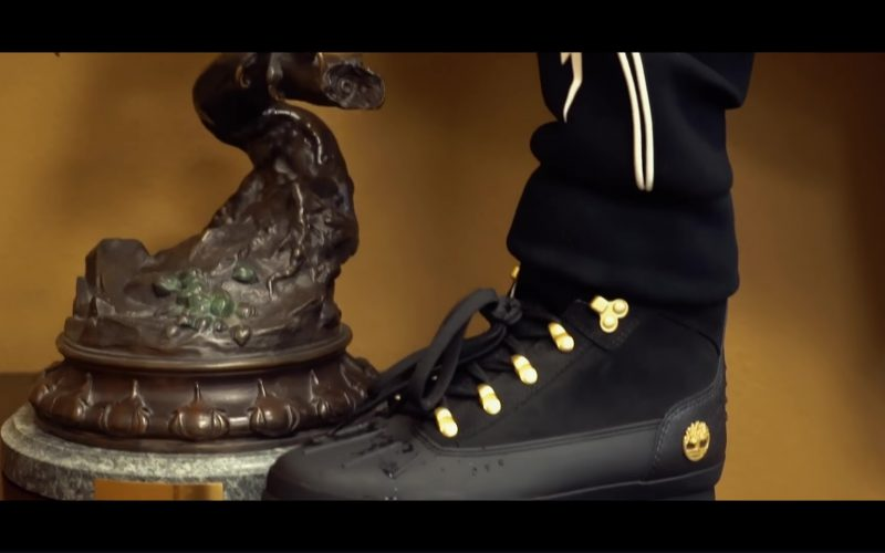 Timberland Boots Worn by Kodak Black in When Vultures Cry (1)