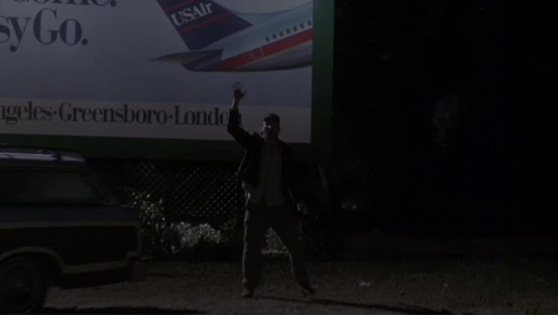 USAir Billboard in Doc Hollywood (1991) Movie Product Placement