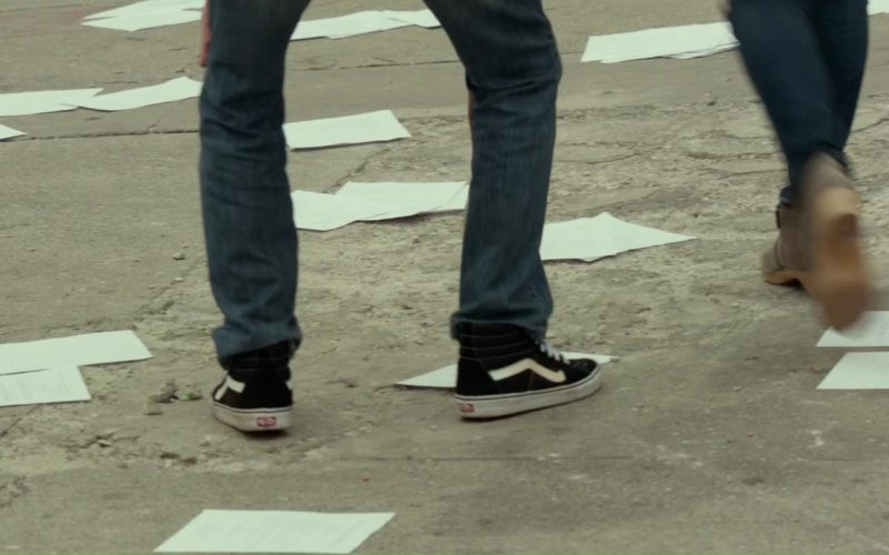 Vans Shoes Worn by River Alexander in Please Stand By (1)